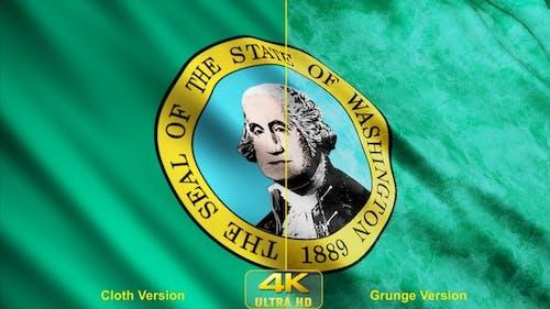 Washington State Flags