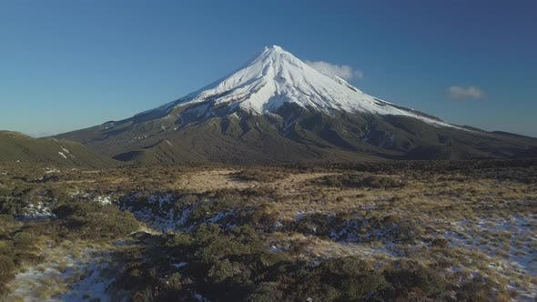 Thumbnail for Viewpoint of Mount Taranaki