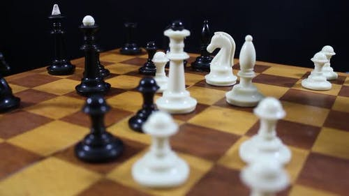 Chess Knights Move