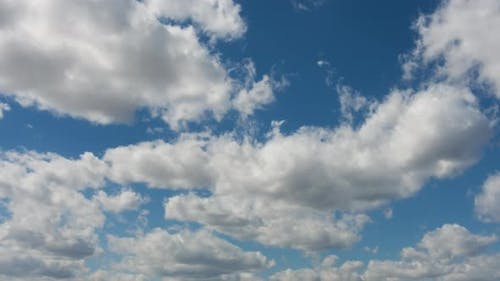 Qualitative Time Lapse of Beautiful Sky