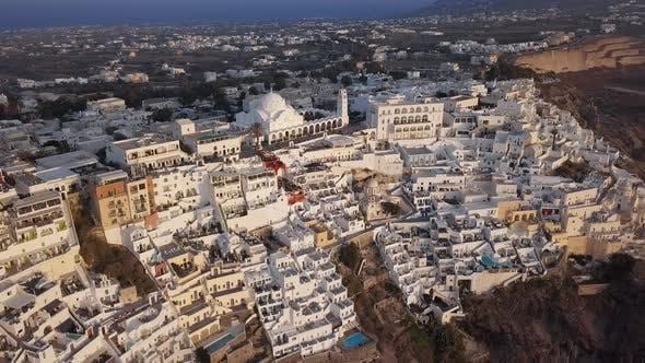 Thumbnail for Fira Town Santorini