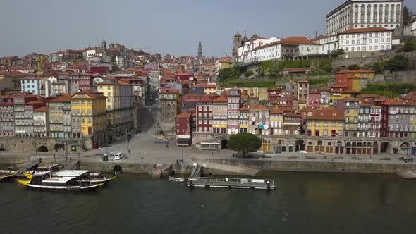 Thumbnail for City Of Porto Aerial View