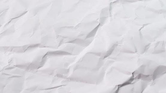 Wrinkle paper