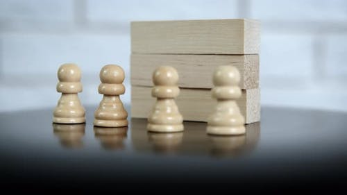 Match with a Pawns