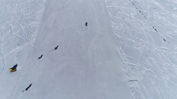 Thumbnail for Aerial Ski