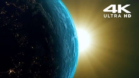 Thumbnail for Earth Sunsire