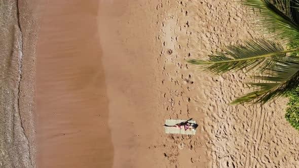 Thumbnail for Girl On The Beach