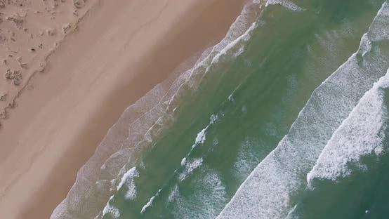 Thumbnail for High Flight Over the Ocean