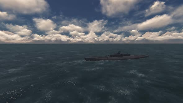 Thumbnail for Japan Military U Boat