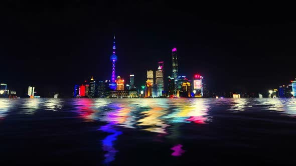 Thumbnail for Shanghai Night Lights