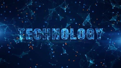 Technology Digital Data Connection 950