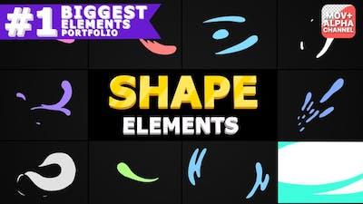 Liquid Shapes | Motion Graphics