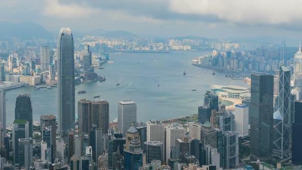 Thumbnail for Modern Hong Kong City