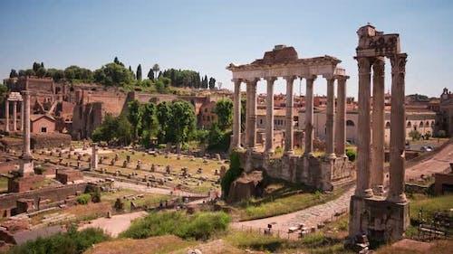 Rome Italy Forum Romanum