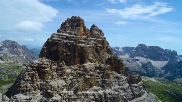 Thumbnail for National Nature Park Tre Cime In the Dolomites Alps