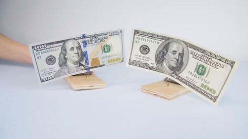 Money trap in loans