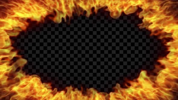 Thumbnail for Burning  3D Portal