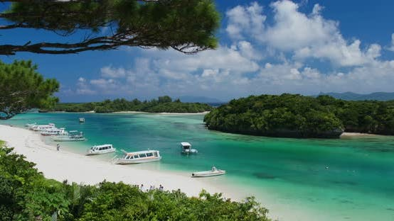 Thumbnail for Kabira Bay in ishigaki