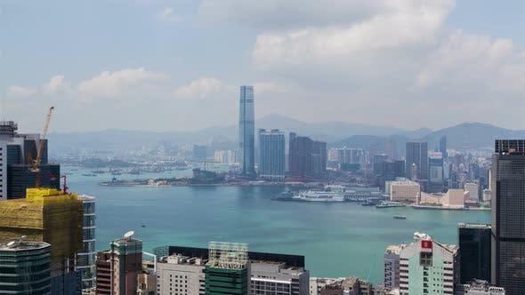Thumbnail for Day Sky View Hong Kong