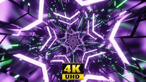 Star Distortion 4K