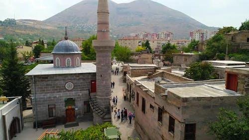 Historical Streets Of Kayseri, Turkey