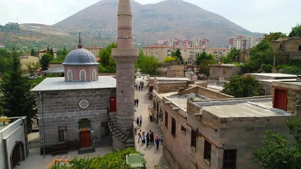 Thumbnail for Historical Streets Of Kayseri, Turkey