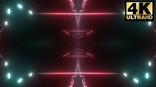 Thumbnail for 8 Colorful Abstract Neon Vj Loop Pack