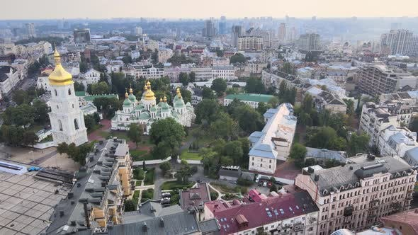 Thumbnail for Kyiv, Ukraine Aerial View of the City. Kiev