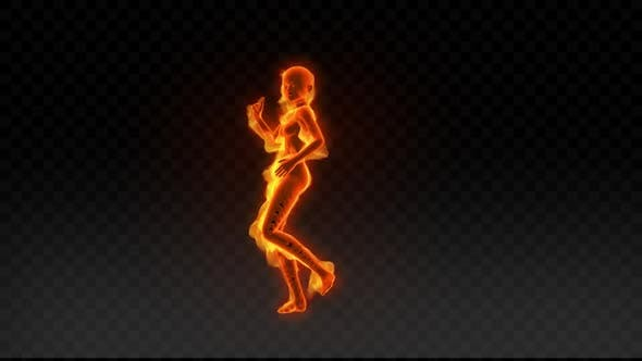 Thumbnail for Fiery Girl Dance 5