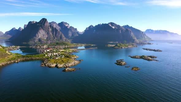 Thumbnail for Beautyful Norwegian landscape