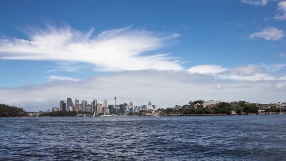 Thumbnail for Sydney Harbour and Sydney