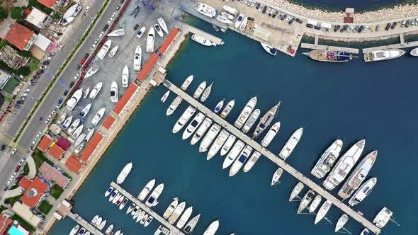 Cesme Yacht Marina