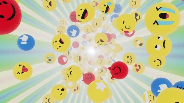Adventures In World Emoji 01 4K