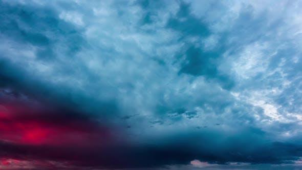 Thumbnail for Rain Sunset