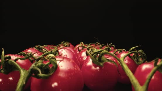 Thumbnail for Fresh juicy red  coktail tomatoes
