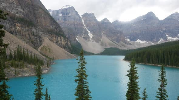 Thumbnail for Moraine Lake and the Valley of the Ten Peaks