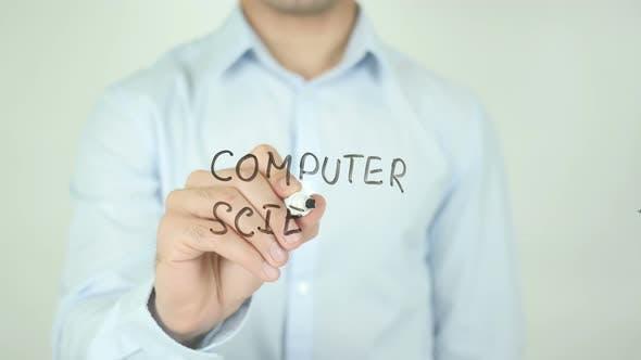 Thumbnail for Informatik, Schreiben auf dem Bildschirm