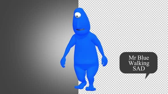 Thumbnail for Mr Blue Pack