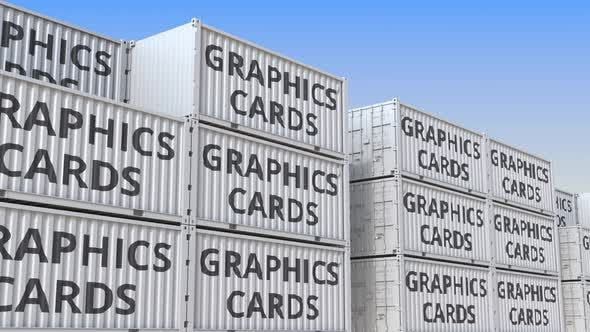 Cargo Containers with Graphics Cards