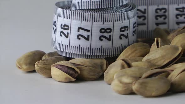 Thumbnail for Roasted Pistachio  And Tape Measure Turning
