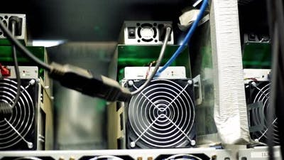 Data centers with fans
