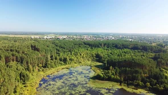 Thumbnail for Three Lakes In The Town Of Gorodok 21
