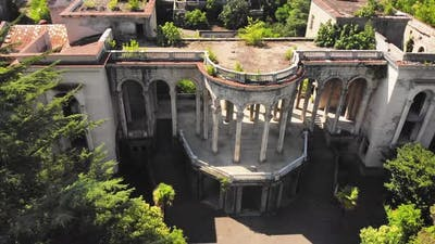 Beautiful Architecture Tskaltubo Abandoned Buildings