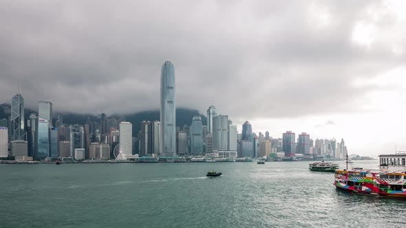 Thumbnail for Victoria Harbor, Hong Kong