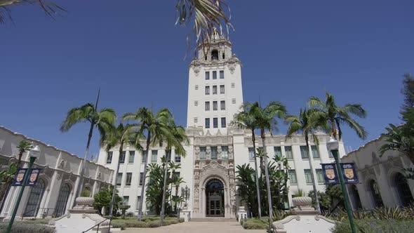 Thumbnail for Beverly Hills City Hall
