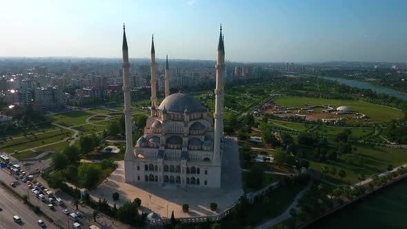 Thumbnail for Sabanci Central Mosque In Adana