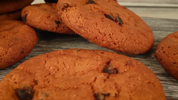 Thumbnail for Oatmeal Cookies with Chocolate