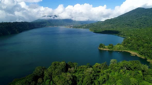 Thumbnail for Lake And Mountains.View Above Buyan Lake