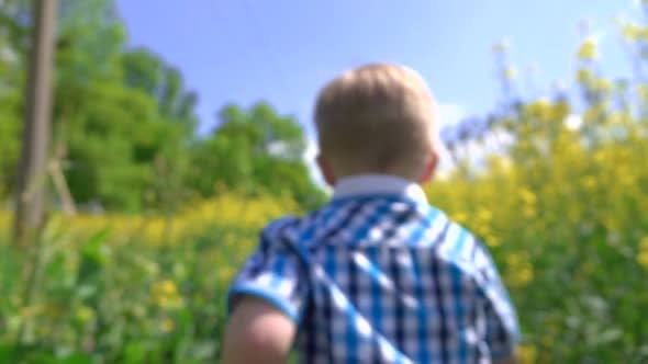 Thumbnail for Dream of Boy Running in the Field