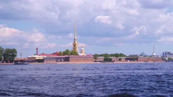 Thumbnail for Russia St. Petersburg. Peter and Paul Fortress